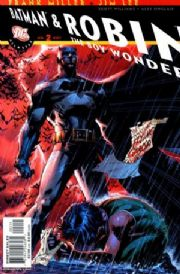 All Star Batman & Robin #2 Jim Lee Cover DC Comics